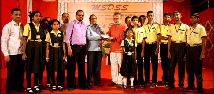 MSDSS helping hand